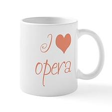 I Love Opera Mug