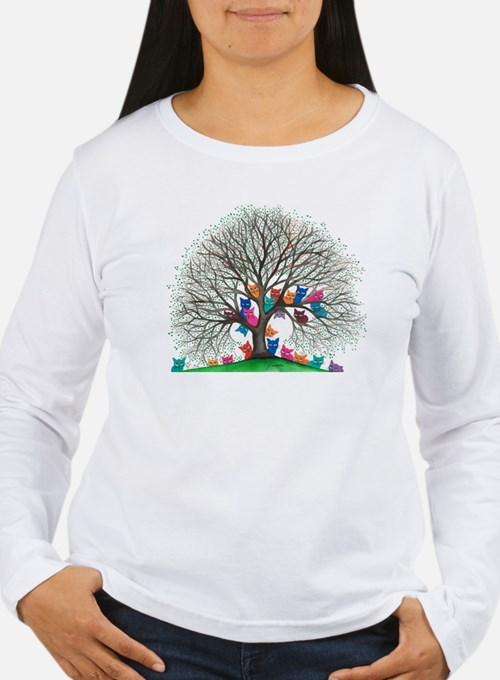 Connecticut Stray Cats Long Sleeve T-Shirt