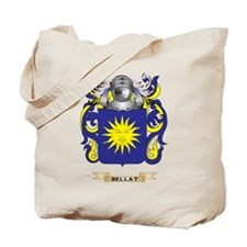 Bellat Coat of Arms Tote Bag