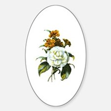 Redoute Bouquet Decal