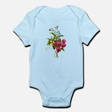 Redoute Bouquet Infant Bodysuit