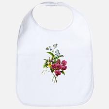 Redoute Bouquet Bib