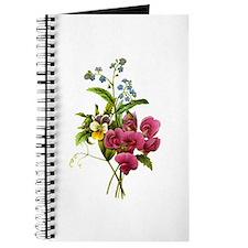 Redoute Bouquet Journal