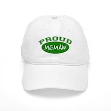 Proud Memaw (green) Baseball Cap