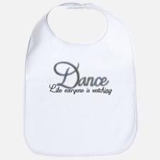 Dance Like... Bib