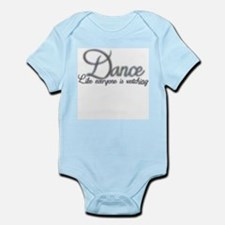 Dance Like... Infant Bodysuit