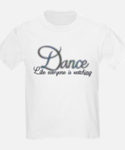 Dance Like... Kids T-Shirt