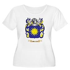 Bello Coat of Arms Plus Size T-Shirt