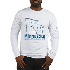 Minnesota Long Sleeve T-Shirt