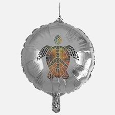 sea turtle-3 Balloon