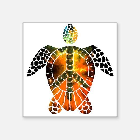 sea turtle-3 Sticker