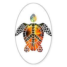 Sea Turtle-3 Decal