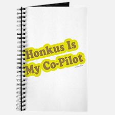 Honkus Is My Co-Pilot Journal