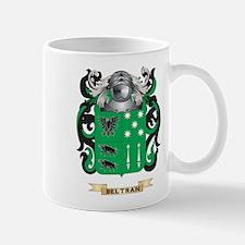Beltran Coat of Arms Mug