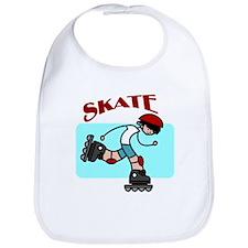 Skater Boy Bib