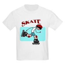 Skater Boy Kids T-Shirt