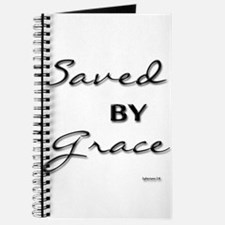Saved By Grace Journal