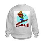 Ski Kids Sweatshirt