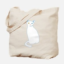 Khao Manee Cat Tote Bag