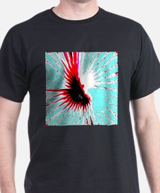 Scarlet Phoenix Rising From S T-Shirt