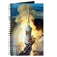 Appolo 11 Launch First moon landing Journal