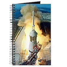 Appolo 11 Launch First moon landing Journal