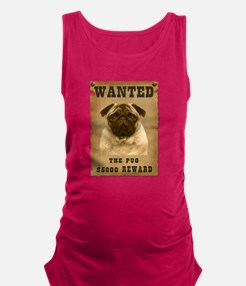 7-Wanted _V2.png Maternity Tank Top