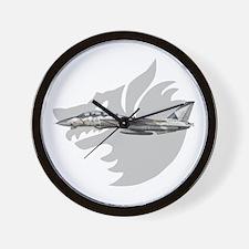 F-14 Tomcat VF-1 Wolfpack Wall Clock