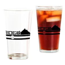 Colorado Rider Drinking Glass