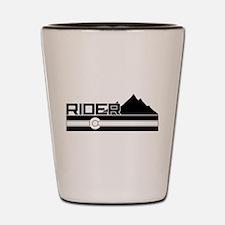 Colorado Rider Shot Glass