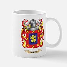 Benito Coat of Arms Mug