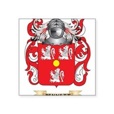 Bennett-English Coat of Arms Sticker