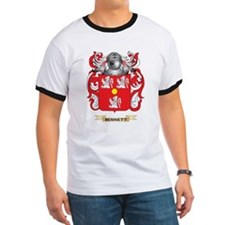 Bennett-English Coat of Arms T-Shirt