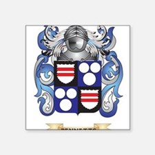 Bennetts Coat of Arms Sticker
