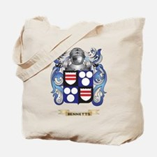 Bennetts Coat of Arms Tote Bag