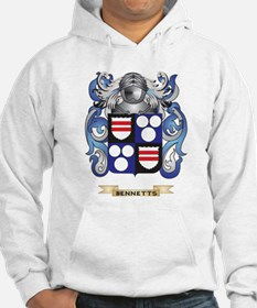 Bennetts Coat of Arms Hoodie