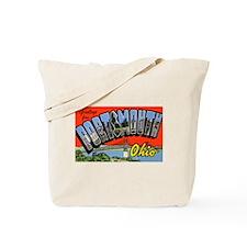Portsmouth Ohio Greetings Tote Bag