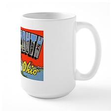 Portsmouth Ohio Greetings Mug