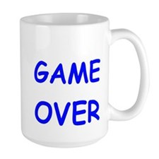 Game Over Mug
