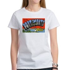 Portsmouth Ohio Greetings Tee