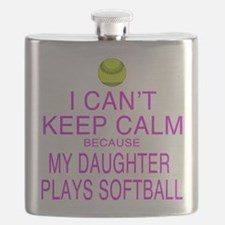 My Daughter plays softball Flask