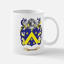 Benson-(Dublin) Coat of Arms Mug