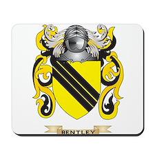 Bentley Coat of Arms Mousepad