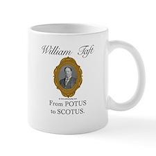 William Taft Mug