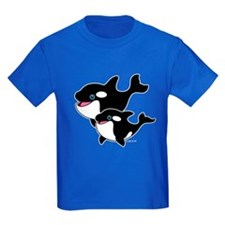 Whales T