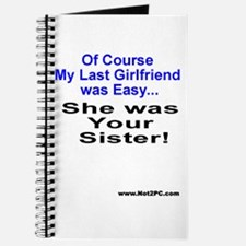 Of Course sister Journal