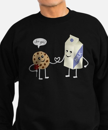 Cute Couple - Milk and Cookie Jumper Sweater
