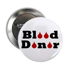 Blood Donor Button