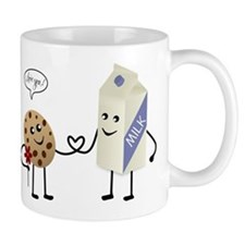 Cute Couple Showing Love Mug