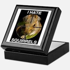 Squirrel/Scope Keepsake Box